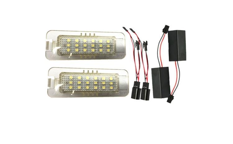 Lampa LED numar 7401-1 compatibila pe