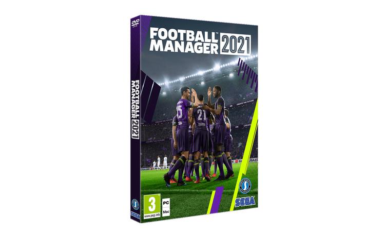 Joc Football Manager 2021 pentru