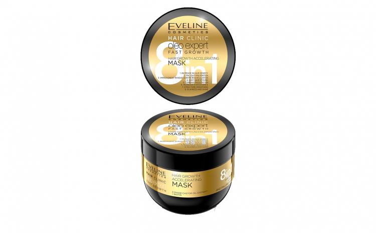 Masca Hair Clinic Oleo Expert