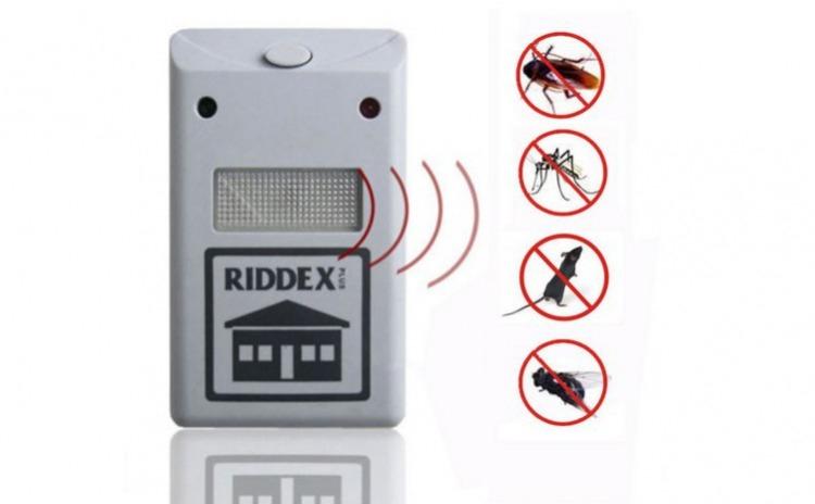 Set 2 aparate anti-insecte si rozatoare
