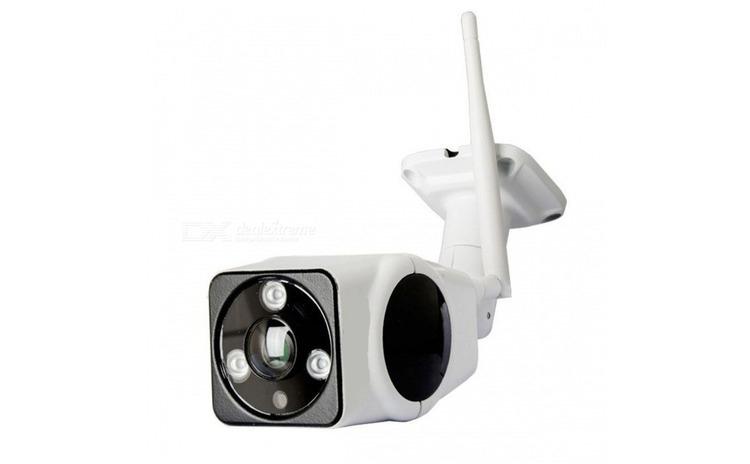 Camera supraveghere IP, 3Mp, vedere