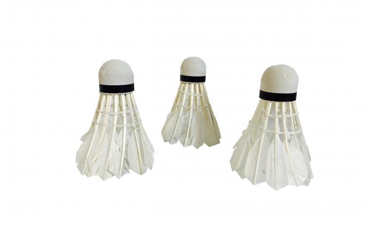 Set 3 fluturasi badminton pene
