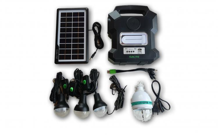 Kit cu Panou solar GD1000A