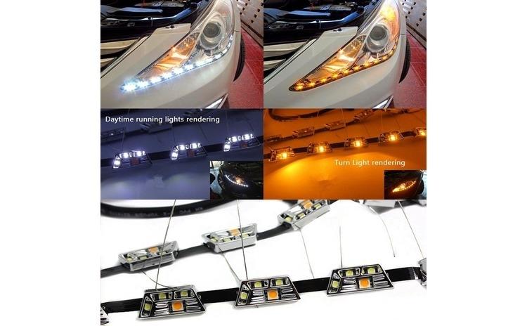 Banda LED DRL premium L1 52cm. ( Strip