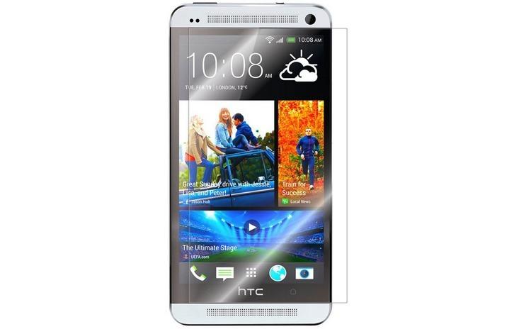 Folie Sticla HTC One M7 Flippy