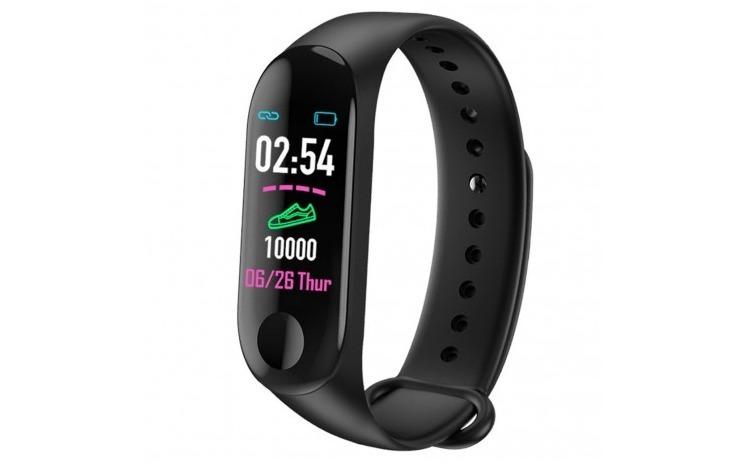 Bratara Smart Fitness Techstar® M3 Plus