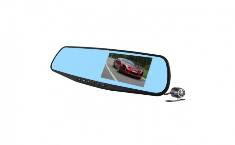 Camera Video Auto Oglinda Allwinner L900