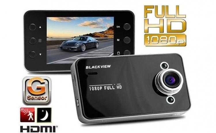 Camera Auto DVR FULL HD 1080p + CADOU: Parasolar auto pentru noapte si zi, la doar 109 RON in loc de 269 RON