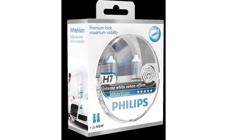 Imagine indisponibila pentru Bec Philips H7 WhiteVision