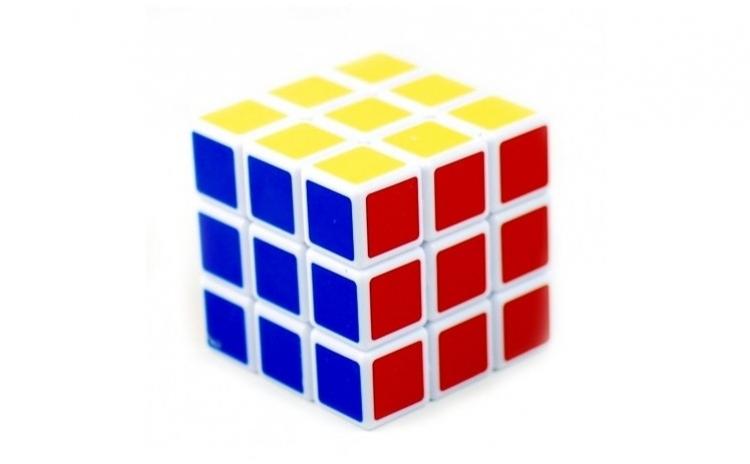 Imagine indisponibila pentru Cub Rubik - un joc inteligent, amuzant si distractiv