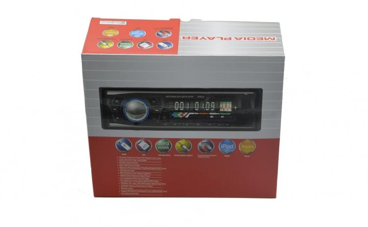 Radio MP3 player auto, 50Wx4 cu SD, USB, AUX, RCA,