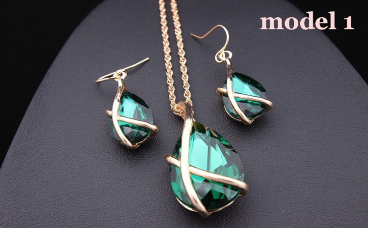 Set bijuterii. 11 Modele