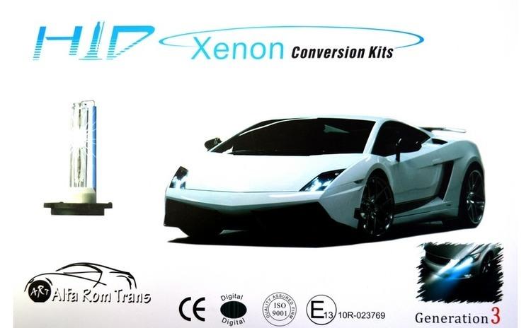 Instalatie xenon CANBUS 9-32V 35W. PRO