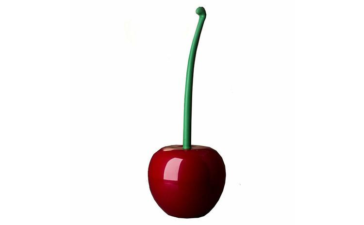 Perie pentru WC Cherry, plastic,