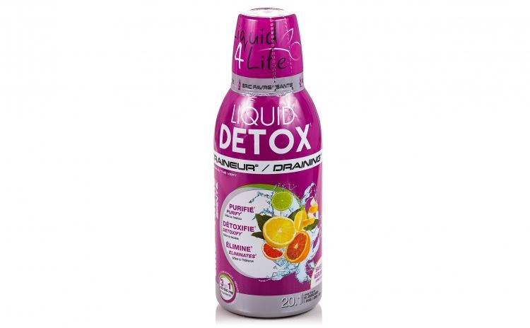 Liquid Detox - detoxifiere naturala