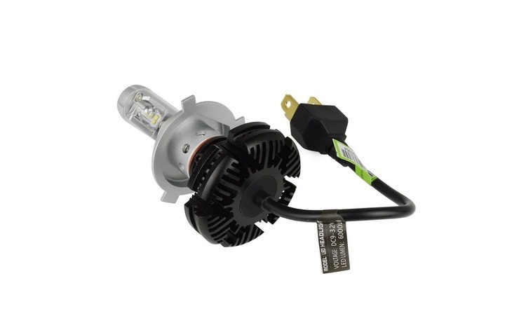 Set complet bec led auto canbus H7