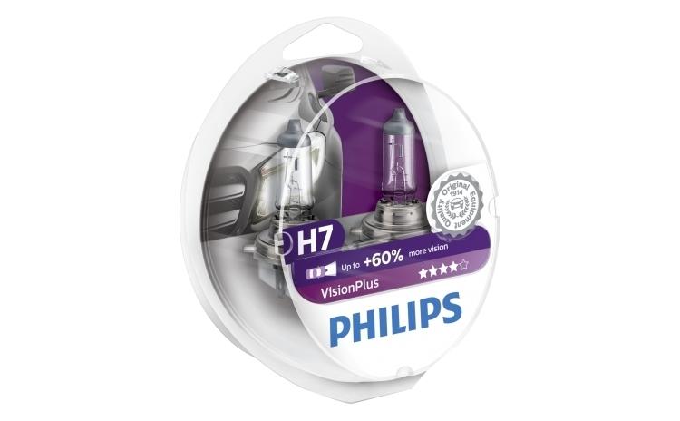 Philips H7 Vision Plus