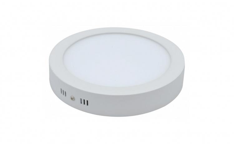 Aplica LED rotunda 18W, diametru 22 cm