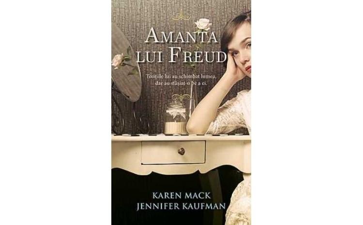 Amanta lui Freud , autor Karen Mack