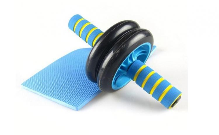 Aparat de fitness Double Wheel