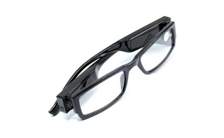 Ochelari cu LED-uri pentru citit