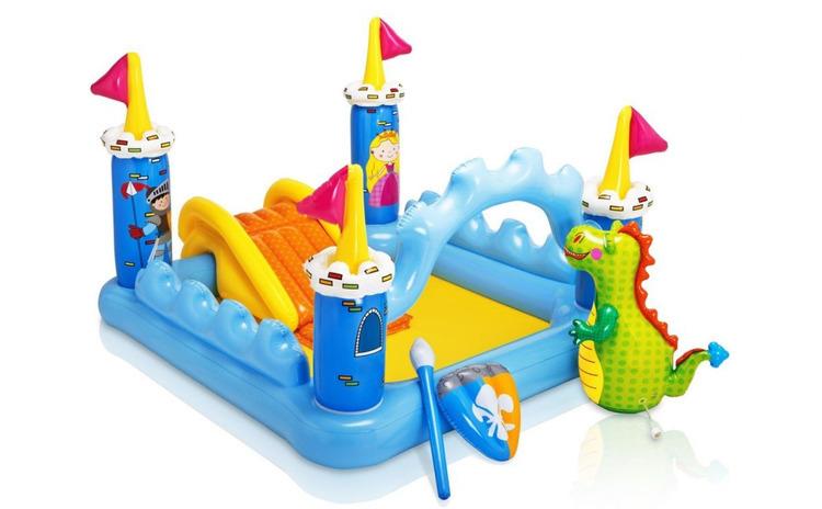 Piscina Gonflabila pentru copii Intex cu