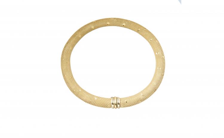 Colier din aur 18K Salvatore Bersani
