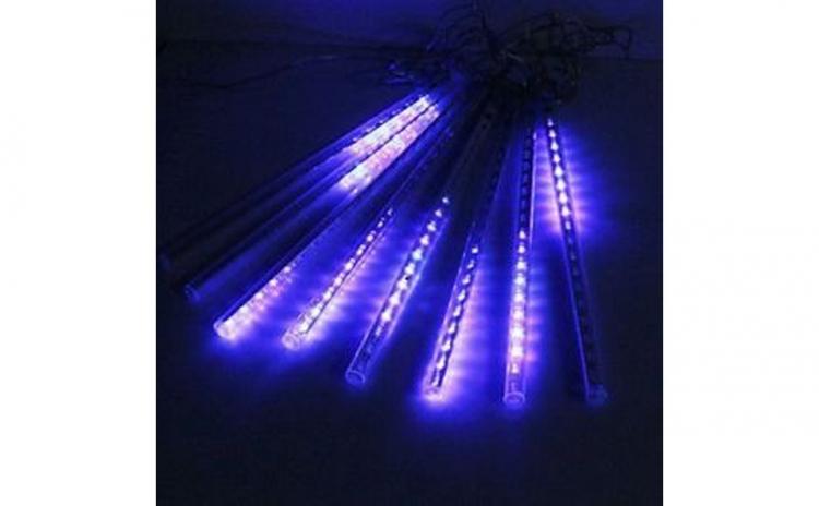 Instalatie Luminoasa Pentru Craciun  8 Turturi Cu Led  50 Cm Lungimea Tubului  La Doar 59 Lei Redus De La 109 Lei