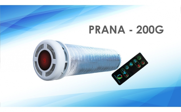 Sistem de ventilatie Prana 200G