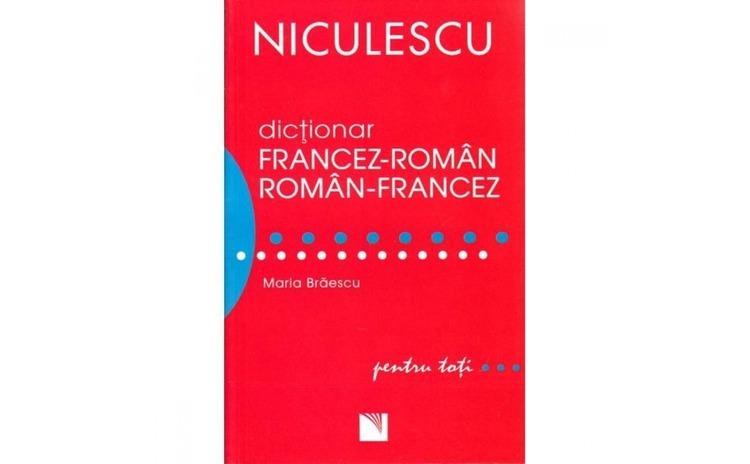 Dictionar francez-roman/roman-francez