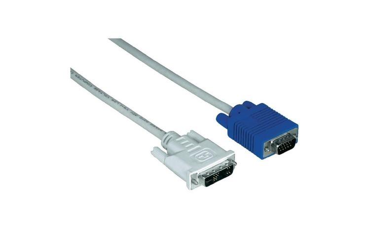 Cablu VGA - DVI , 3 m - electroAZ
