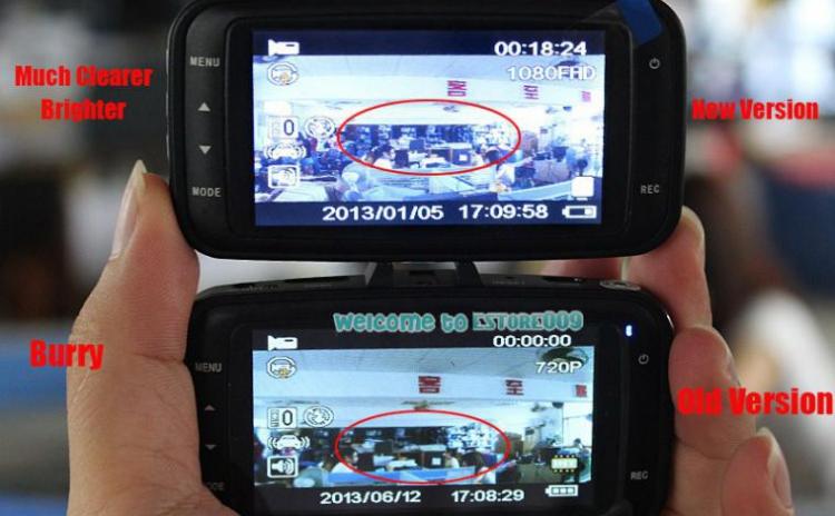 Martorul Tau In Trafic! Camera Dvr Auto Full Hd Cu Nightvision, La 159 Ron In Loc De 318 Ron
