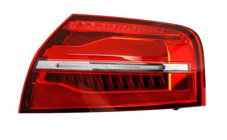 Stop Led dreapta exterior, Audi A8,