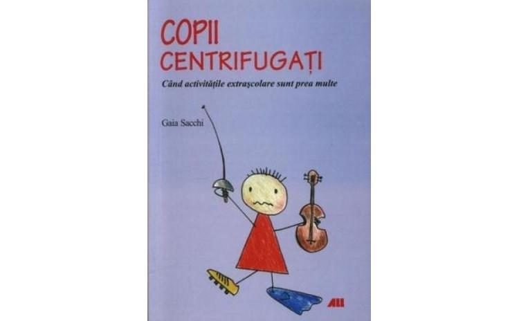 Copii centrifugati, autor Gaia Sacchi