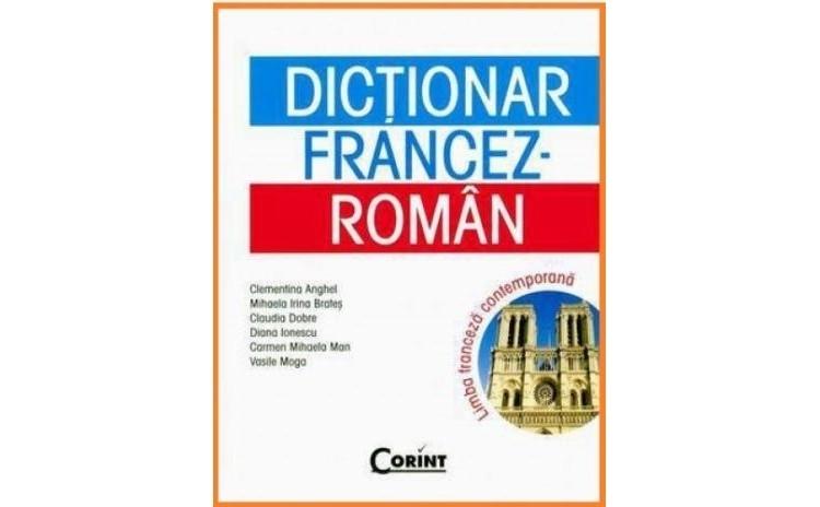 Dictionar Francez-Roman, autor Lydia Ciuca