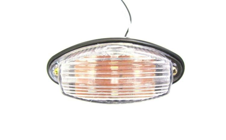 16 x 06 Lampa LED 12V Alb