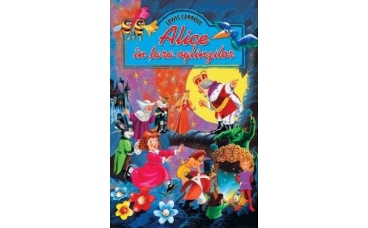 Alice in tara oglinzilor, autor Lewis