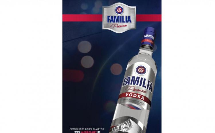 Familia Premium Vodka 0.7L