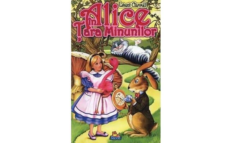 Alice in tara minunilor, autor Lewis