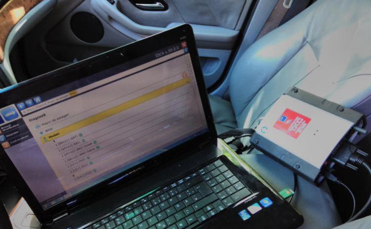 Diagnoza Auto si MOTOCICLETA, stergere erori din bord cu tester TEXA TXC software IDC4 Light, la doar 49 RON in loc de 100 RON