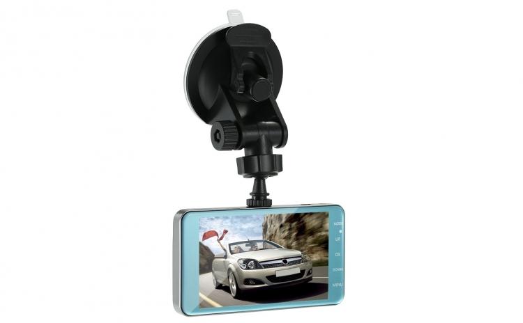 Imagine indisponibila pentru Camera auto dvr, camera fata si camera spate inclusa, G-senzor , functie monitorizare parcare