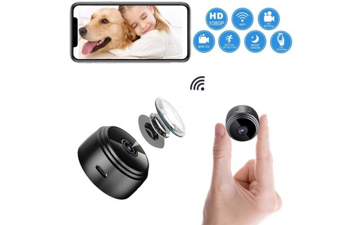 Camera mini, WiFi, Full HD