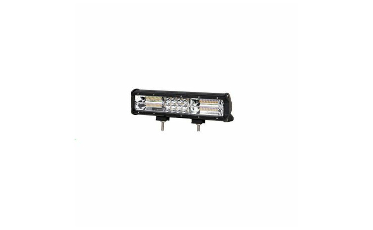 Led bar 108w bicolor si kit cabluri