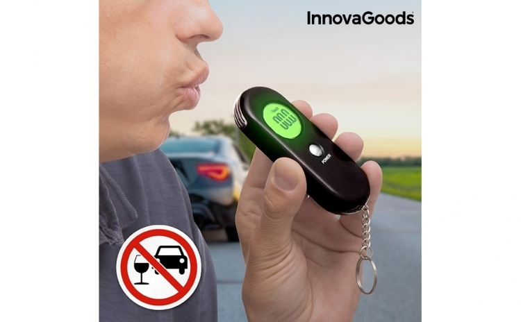 Alcoolscop digital InnovaGoods