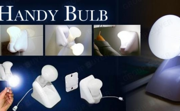 Bec LED fara fir
