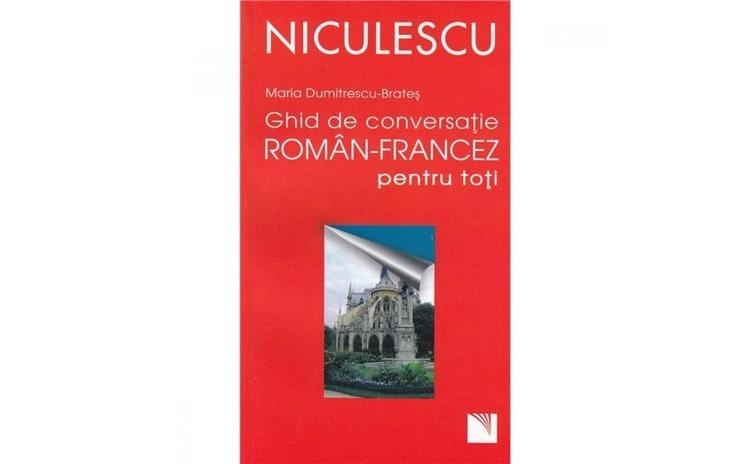 Ghid de conversatie roman-francez pentru