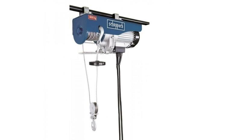 Scripete electric HRS800 Scheppach
