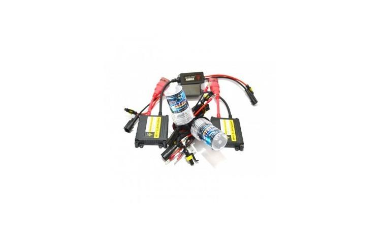 Kit xenon H7-6000K Slim