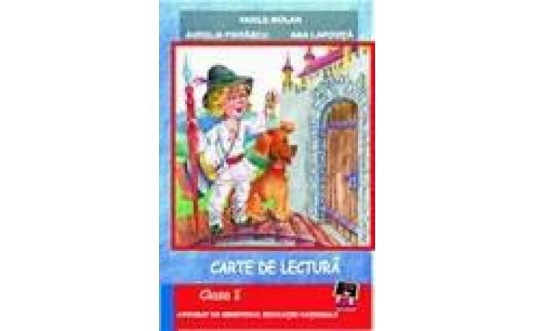 Din lecturile copilariei clasa I, autor