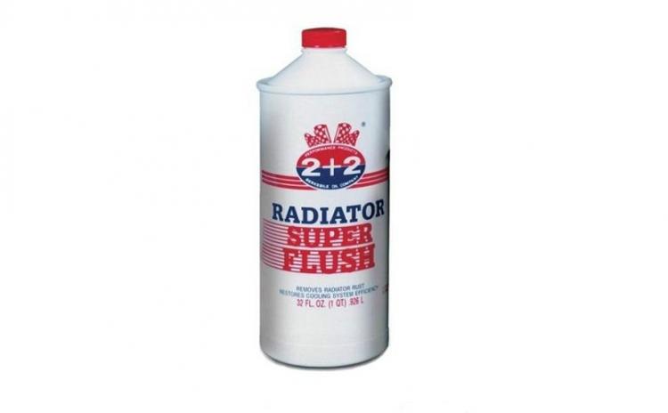 Solutie curatat radiatoare 2+2, 946 ml